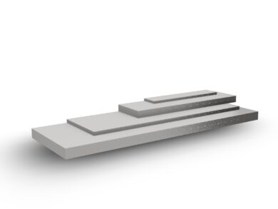 OCEL PLOCHÁ 30x10mm, DIN 1.4301(11070030010100)