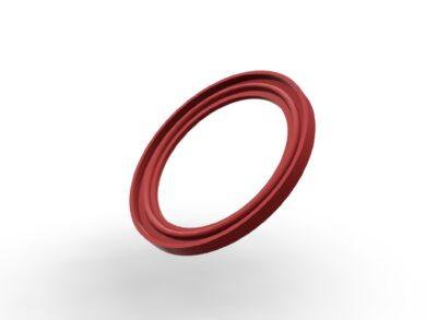 TĚSNĚNÍ CLAMP DN100 PTFE/VITON(21040100000060)