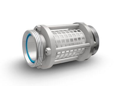 PRŮHLEDÍTKO GG DN50 EPDM s osvětlením(51010050000129)