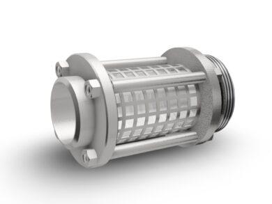 PRŮHLEDÍTKO GS DN25 s osvětlením(51030025000109)