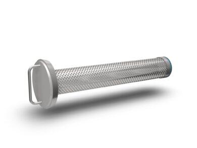 VLOŽKA FILTRU ROHOVÉHO DĚROVANÝ PLECH DN40 D=2mm(70100040200100)